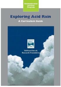 Exploring Acid Rain